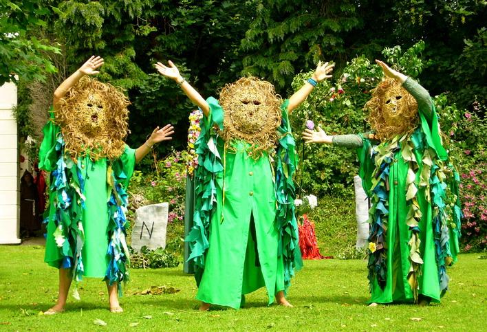 <span>Come and enjoy the </span> Pilton Green Man Festival