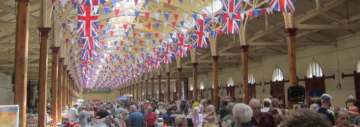 <span>Barnstaple market</span> Town