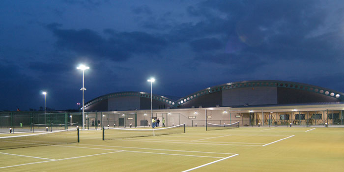 Tarka Tennis Centre - Barnstaple
